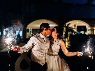 La boda de Yosahadara y Raúl