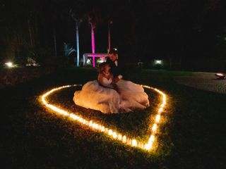 La boda de Lizbeth y Ilich 1