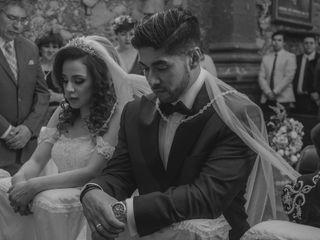 La boda de Zaray y Rodrigo
