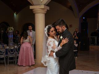 La boda de Rosario y Andrés