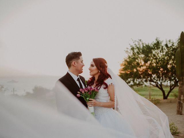 La boda de Sibil y Isack