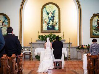 La boda de Carlos Alberto y Aida Sofía 1
