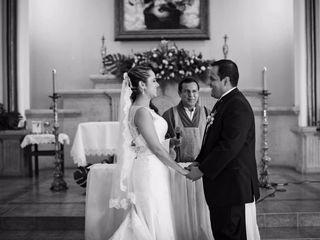 La boda de Carlos Alberto y Aida Sofía 2