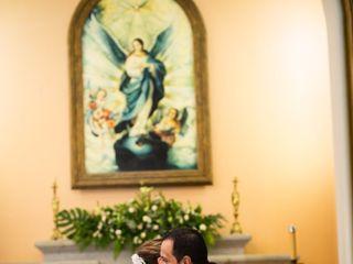 La boda de Carlos Alberto y Aida Sofía 3