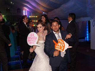 La boda de Mónica y  Arturo