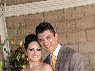 La boda de Sandra  y Jairo Miguel  1
