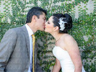 La boda de Sandra  y Jairo Miguel