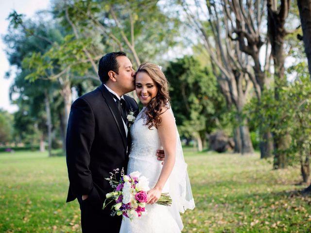La boda de Carlos Alberto y Aida Sofía