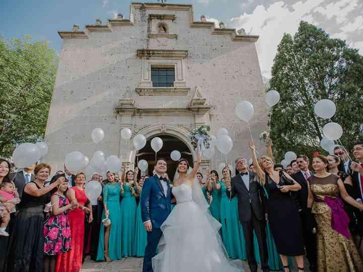 La boda de Jimena y Octavio