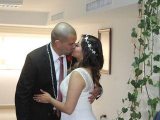 La boda de Edith y Frankys 1