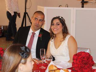 La boda de Edith y Frankys