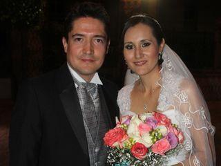 La boda de Astrid y Ricardo