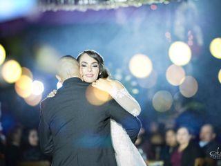 La boda de Estefania y Luis