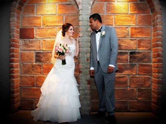 La boda de Andrea y Ronald