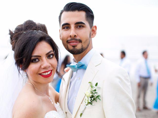 La boda de Ahtziri y Carlos