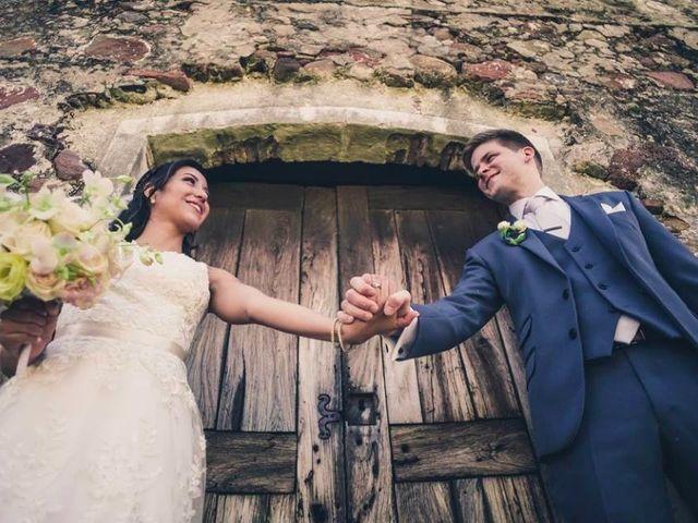 La boda de Fernanda y Raphael