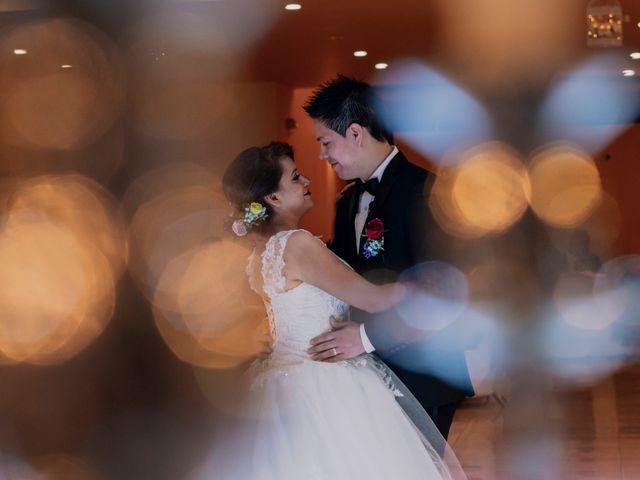 La boda de Lucy y Omar