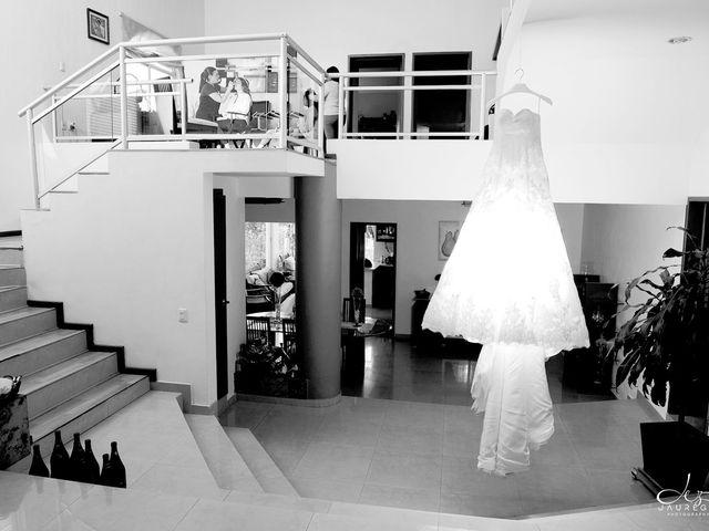 La boda de Luis y Estefania en Tlajomulco de Zúñiga, Jalisco 4