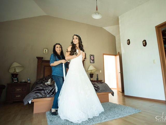 La boda de Luis y Estefania en Tlajomulco de Zúñiga, Jalisco 17