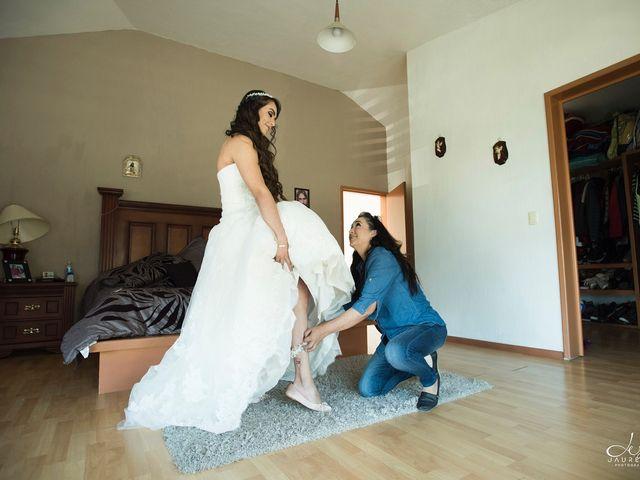 La boda de Luis y Estefania en Tlajomulco de Zúñiga, Jalisco 19