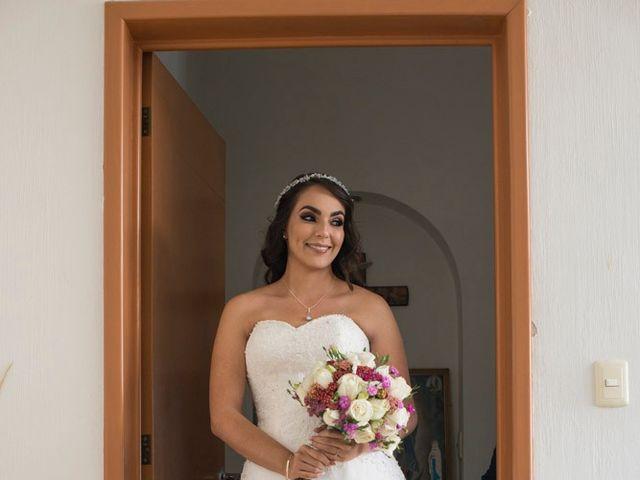 La boda de Luis y Estefania en Tlajomulco de Zúñiga, Jalisco 25