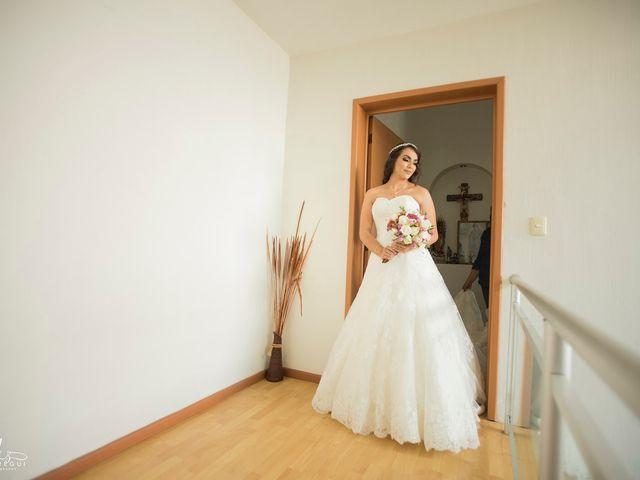 La boda de Luis y Estefania en Tlajomulco de Zúñiga, Jalisco 27