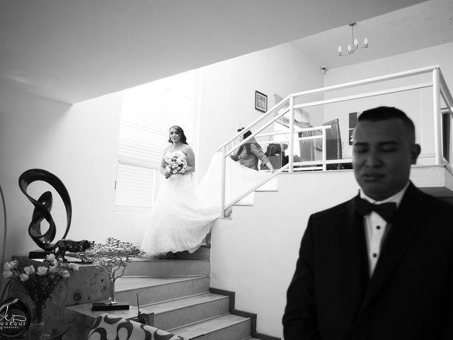 La boda de Luis y Estefania en Tlajomulco de Zúñiga, Jalisco 29