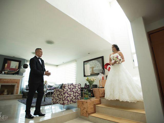 La boda de Luis y Estefania en Tlajomulco de Zúñiga, Jalisco 30