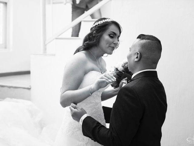 La boda de Luis y Estefania en Tlajomulco de Zúñiga, Jalisco 31