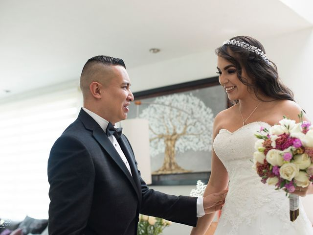 La boda de Luis y Estefania en Tlajomulco de Zúñiga, Jalisco 33