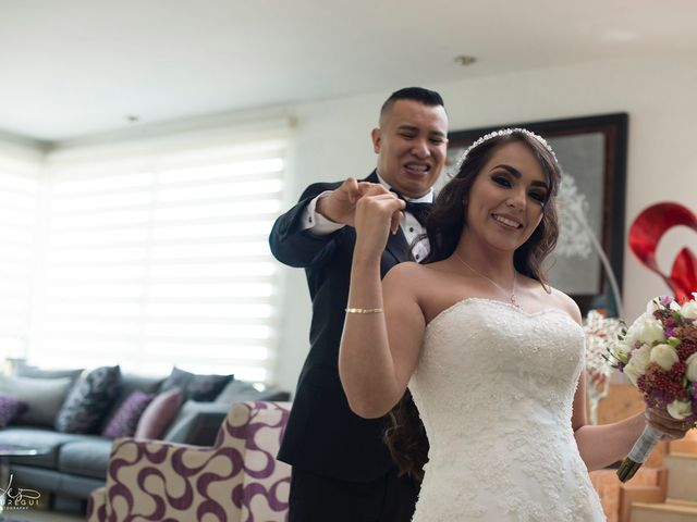 La boda de Luis y Estefania en Tlajomulco de Zúñiga, Jalisco 34