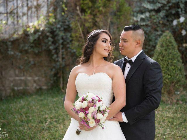 La boda de Luis y Estefania en Tlajomulco de Zúñiga, Jalisco 39