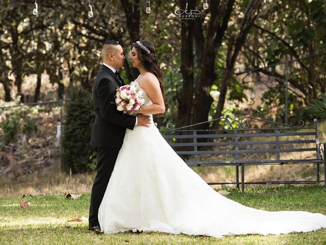 La boda de Luis y Estefania en Tlajomulco de Zúñiga, Jalisco 41