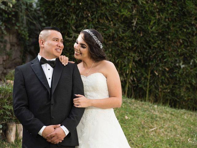 La boda de Luis y Estefania en Tlajomulco de Zúñiga, Jalisco 1