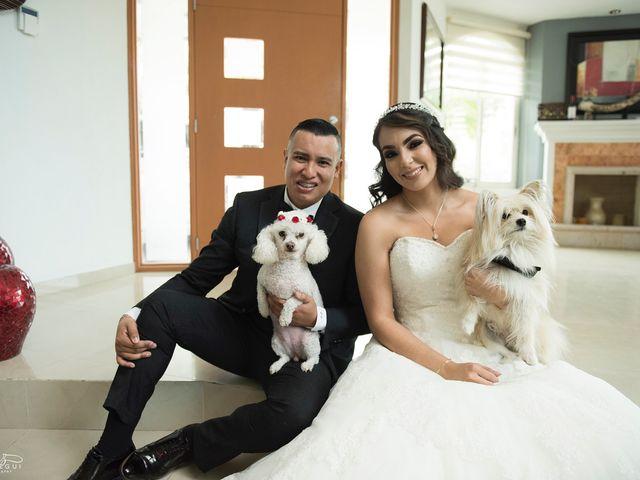 La boda de Luis y Estefania en Tlajomulco de Zúñiga, Jalisco 44