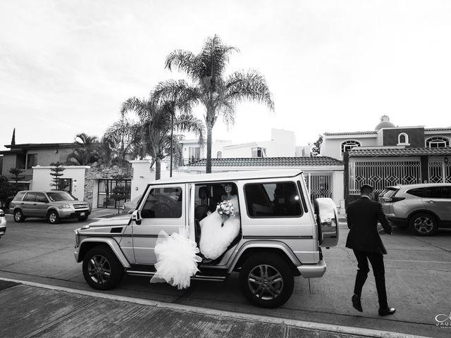 La boda de Luis y Estefania en Tlajomulco de Zúñiga, Jalisco 48