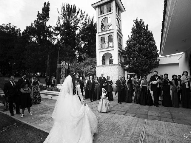 La boda de Luis y Estefania en Tlajomulco de Zúñiga, Jalisco 51