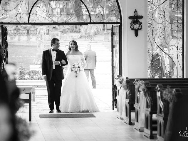 La boda de Luis y Estefania en Tlajomulco de Zúñiga, Jalisco 55