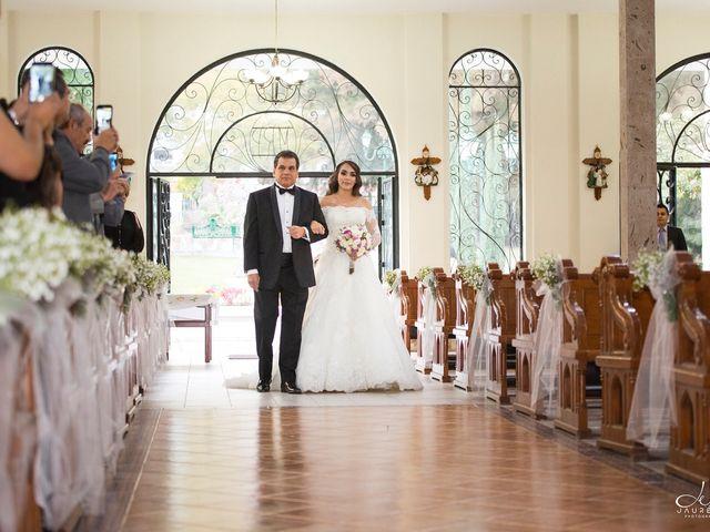La boda de Luis y Estefania en Tlajomulco de Zúñiga, Jalisco 2