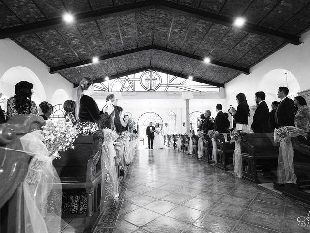 La boda de Luis y Estefania en Tlajomulco de Zúñiga, Jalisco 56