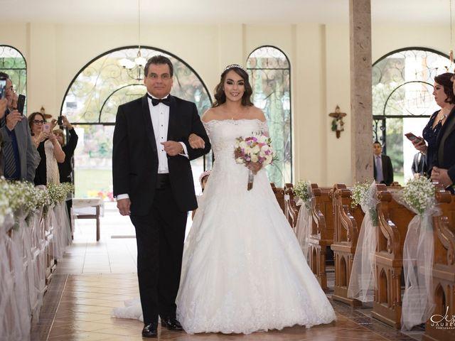 La boda de Luis y Estefania en Tlajomulco de Zúñiga, Jalisco 58