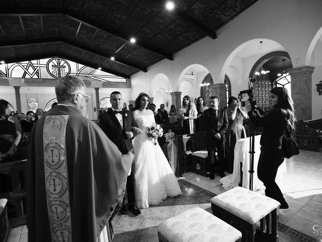 La boda de Luis y Estefania en Tlajomulco de Zúñiga, Jalisco 61