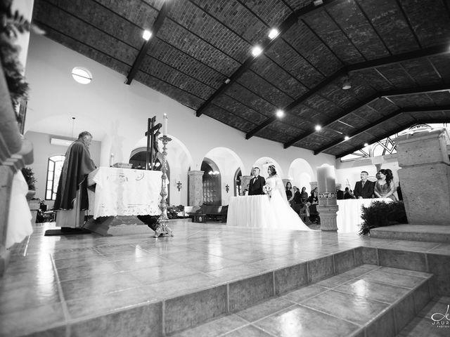 La boda de Luis y Estefania en Tlajomulco de Zúñiga, Jalisco 62