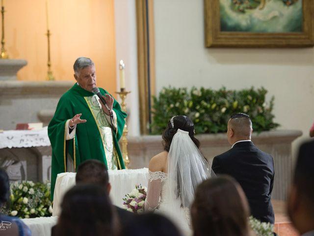 La boda de Luis y Estefania en Tlajomulco de Zúñiga, Jalisco 63