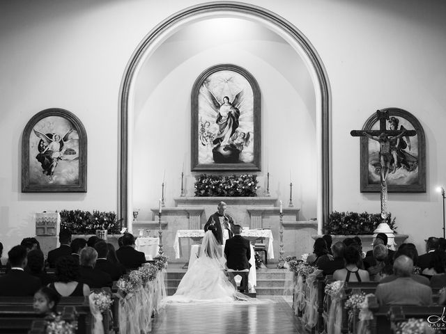 La boda de Luis y Estefania en Tlajomulco de Zúñiga, Jalisco 64