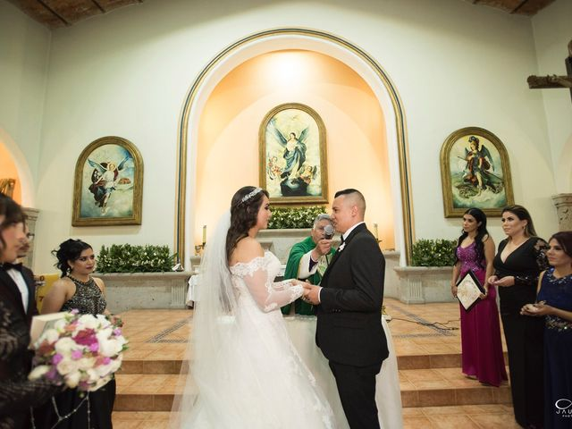 La boda de Luis y Estefania en Tlajomulco de Zúñiga, Jalisco 66