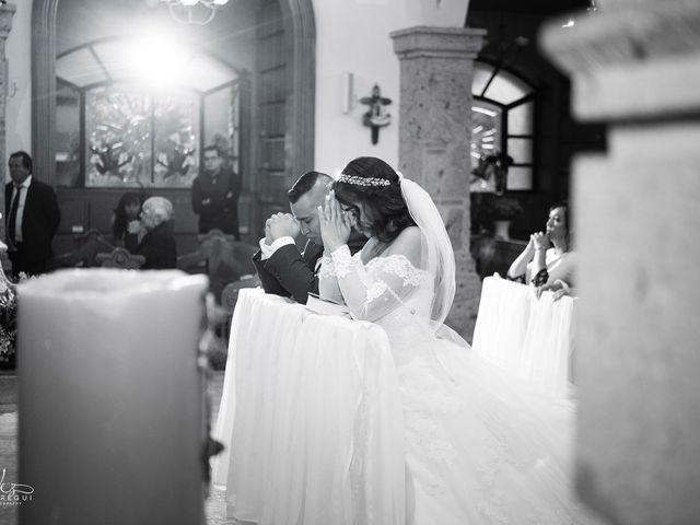 La boda de Luis y Estefania en Tlajomulco de Zúñiga, Jalisco 71