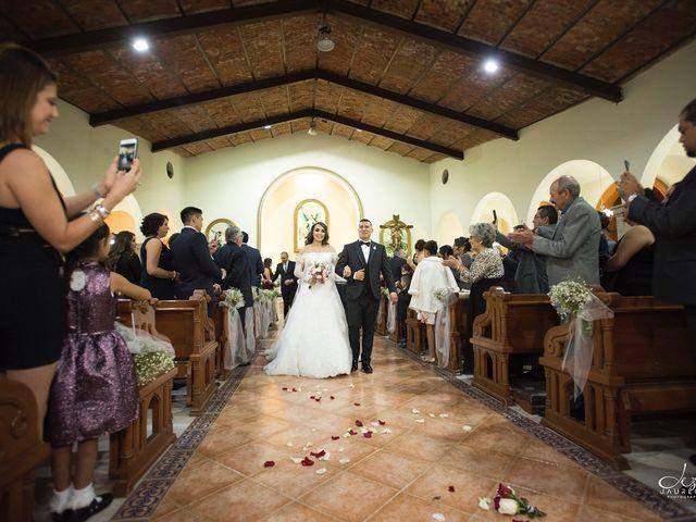 La boda de Luis y Estefania en Tlajomulco de Zúñiga, Jalisco 76