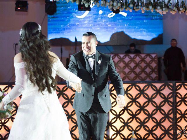 La boda de Luis y Estefania en Tlajomulco de Zúñiga, Jalisco 100