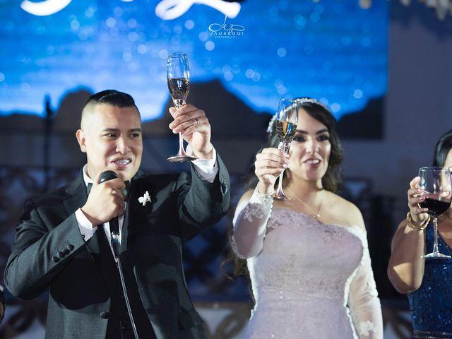 La boda de Luis y Estefania en Tlajomulco de Zúñiga, Jalisco 112